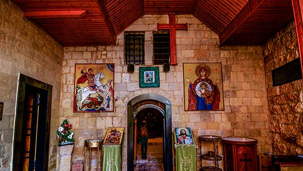 كنيسة الخضر الأرثوذكسية - ش. كنيسة جورج - السلط